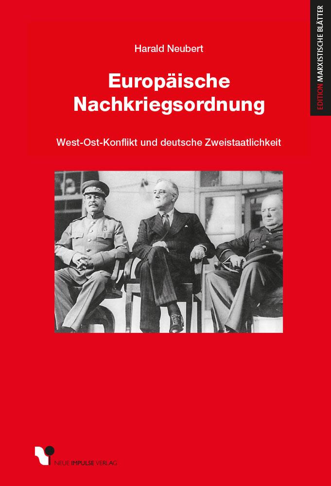 Europäische Nachkriegsordnung