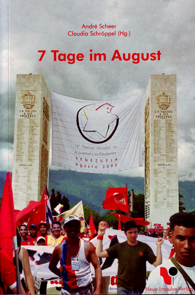 7 Tage im August - Cover