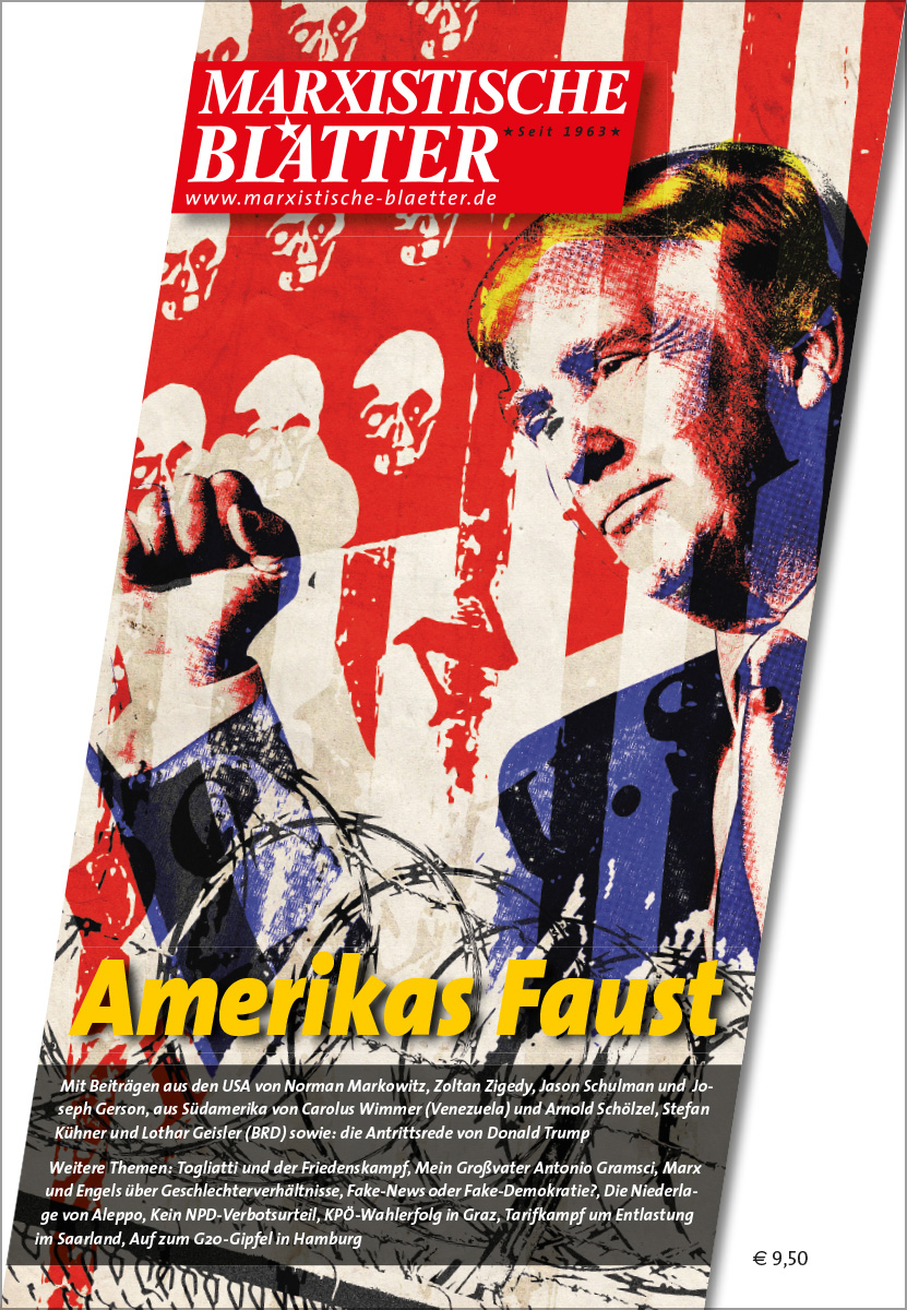 Amerikas Faust