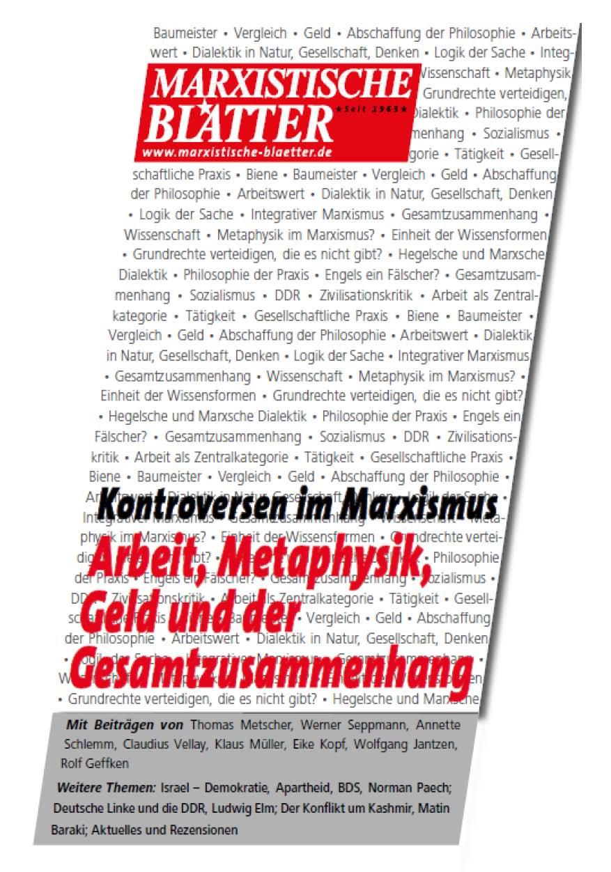 Kontroversen im Marxismus