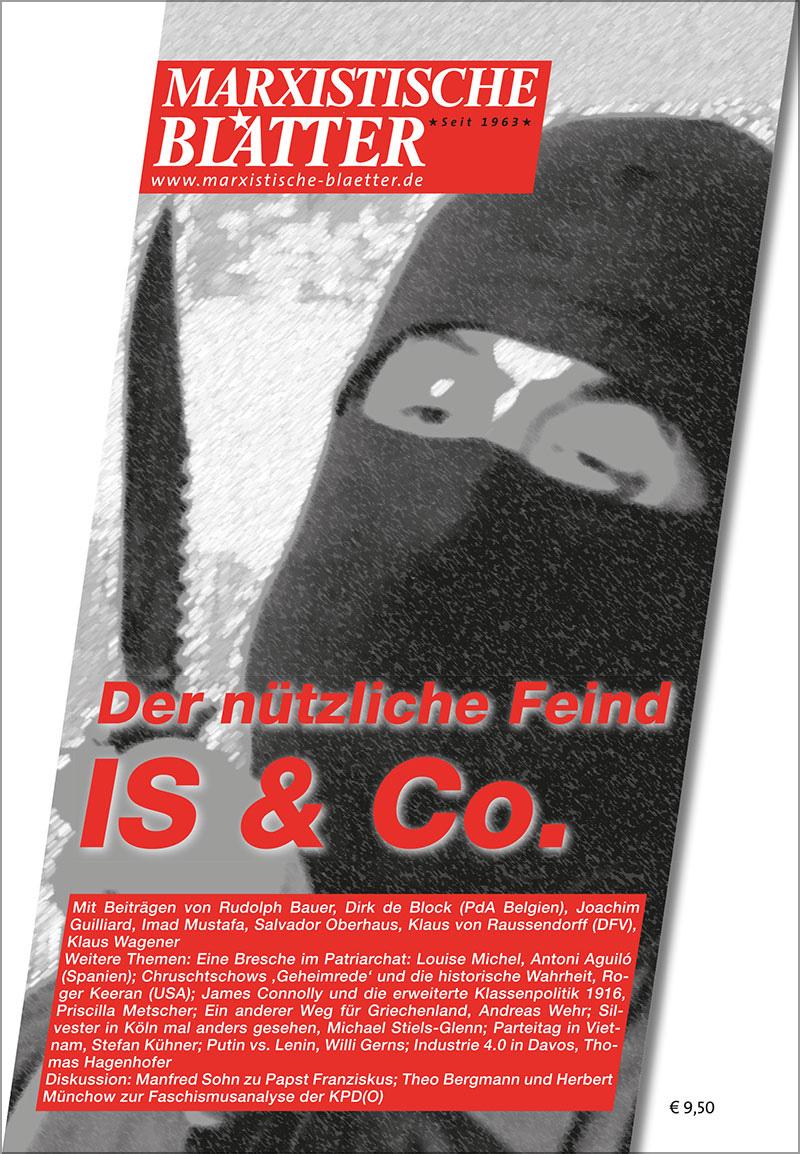 Der nützliche Feind - IS und Co.