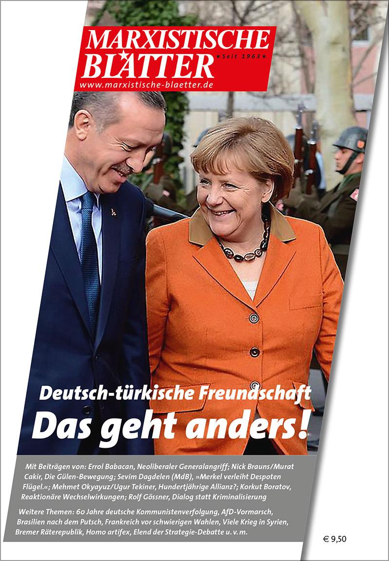 Deutsch-türkische Freundschaft - Das geht anders!