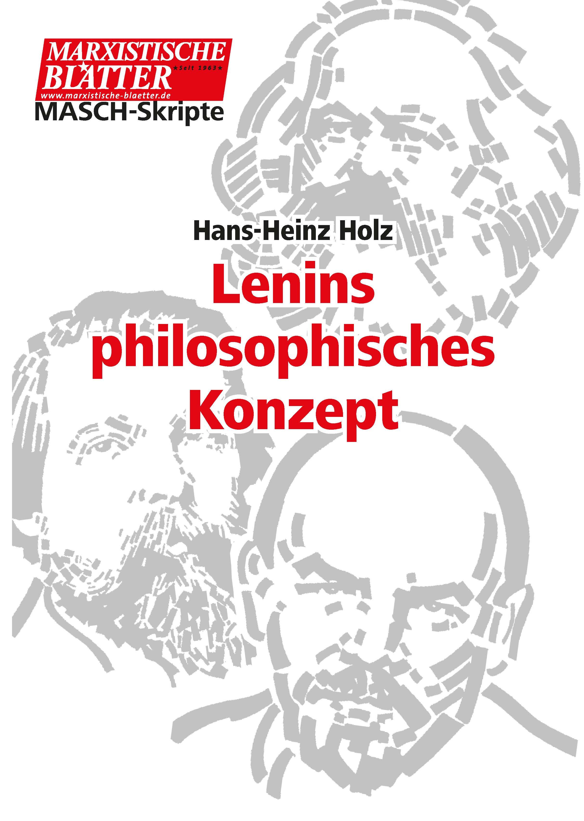 Lenins philosophisches Konzept