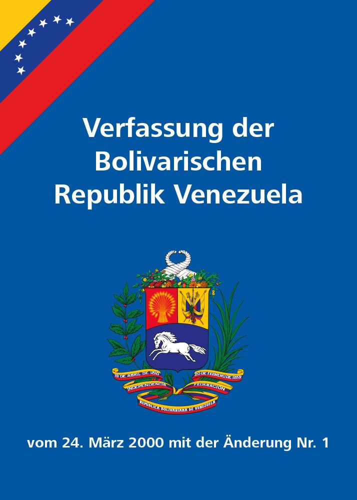 Verfassung der Bolivarischen Republik Venezuela