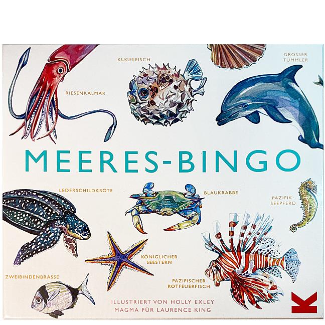 Meeres - Bingo